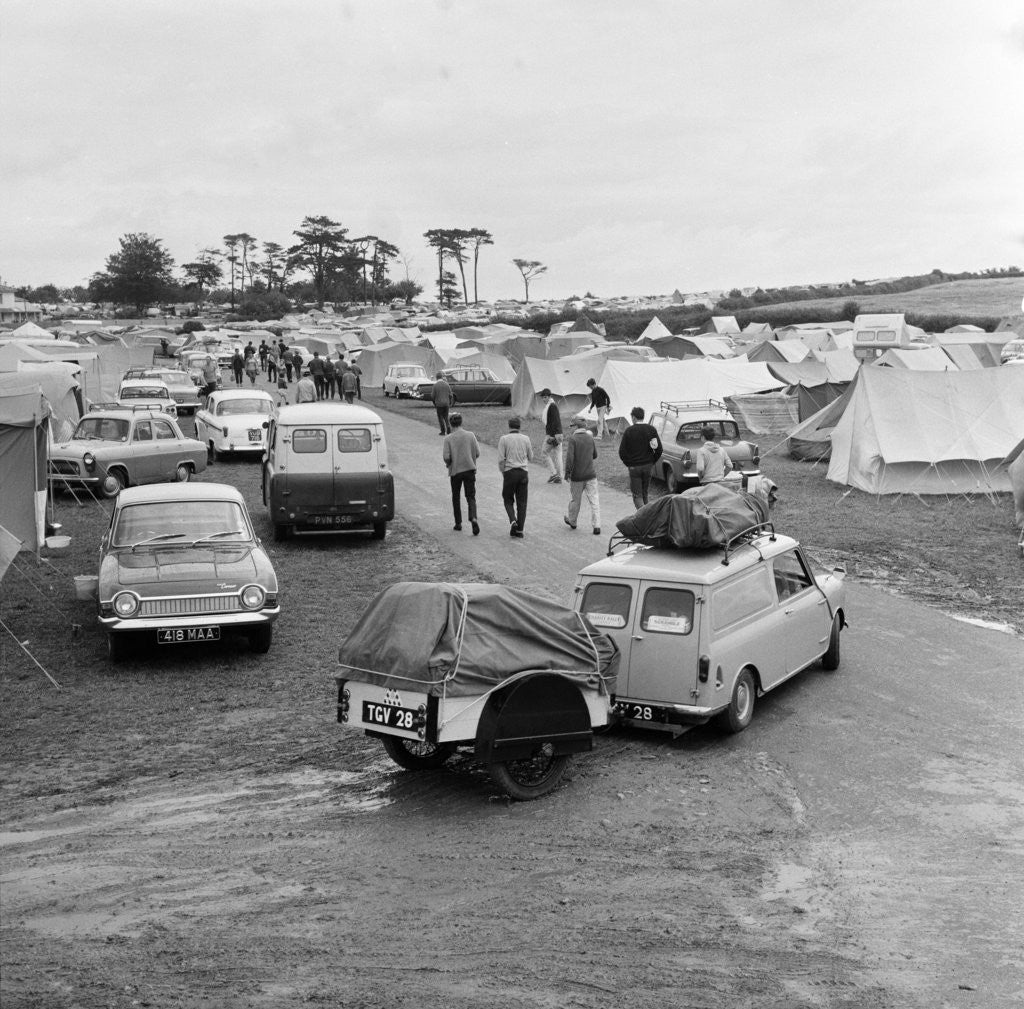 Detail of Devon, 1965. by Staff