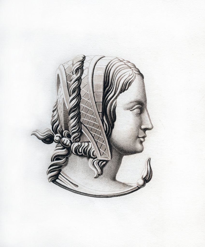 Detail of Headdress by Henry Shaw