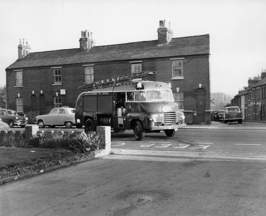 1950 Bedford S type fire engine, (c1950?)