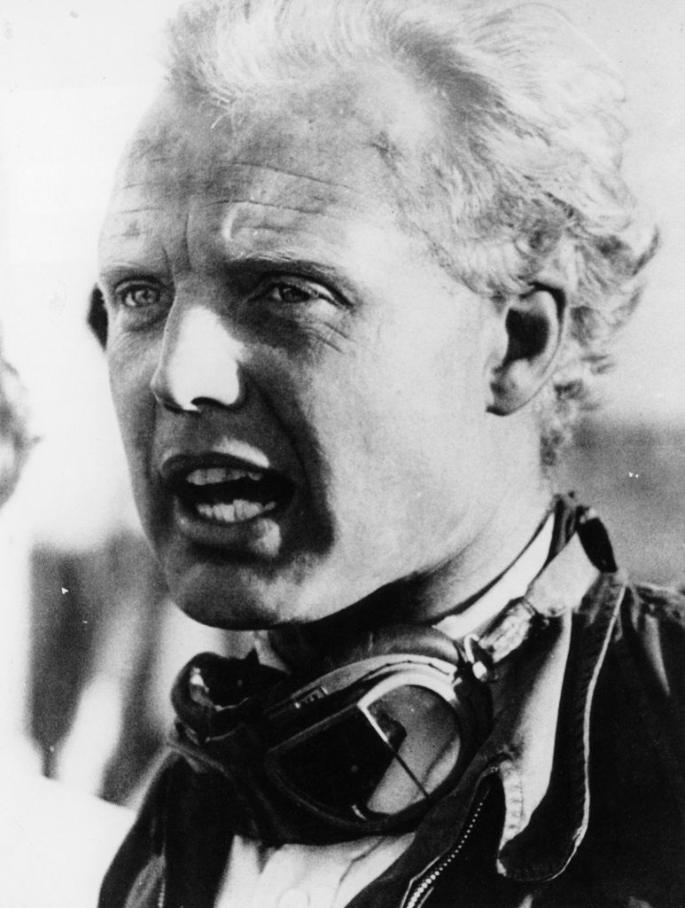 Detail of Mike Hawthorn by Anonymous
