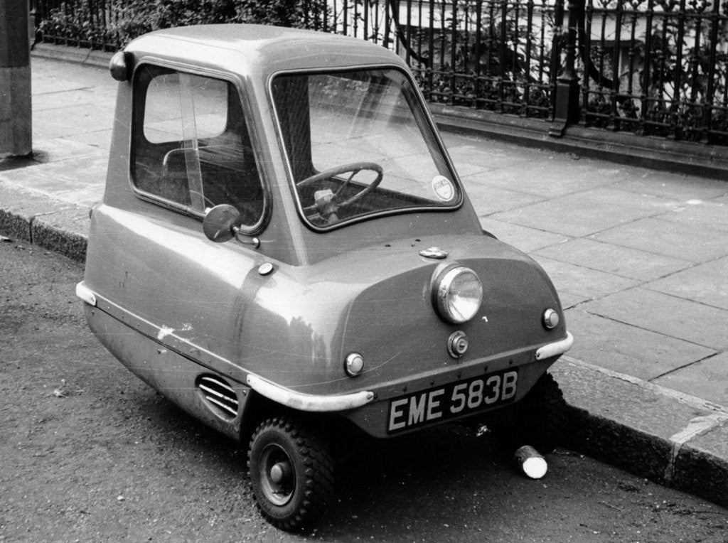 Detail of 1964 Peel P50 by Anonymous
