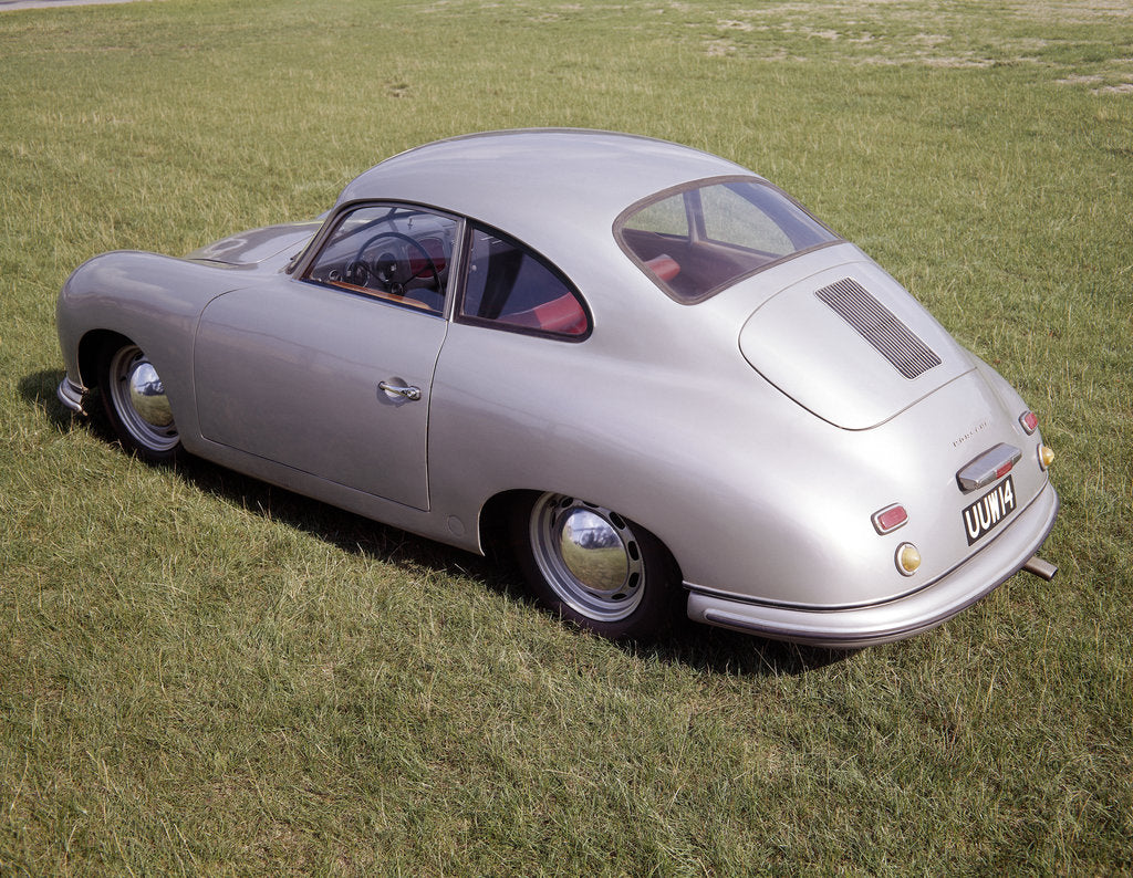 Detail of 1951 Porsche 356 by Unknown