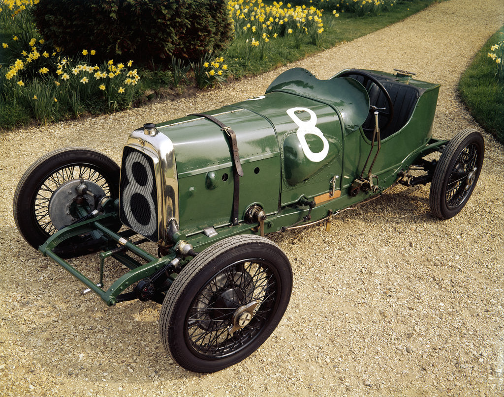 Detail of 1922 Aston Martin Grand Prix racing car by Unknown