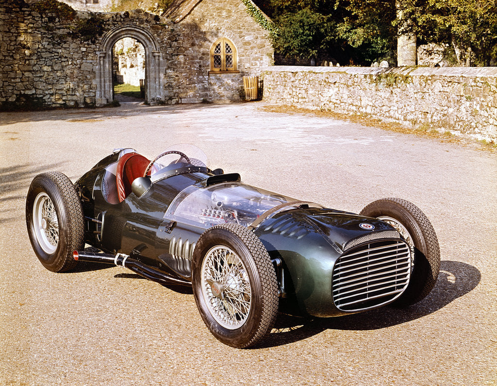 A 1952 BRM by Unknown