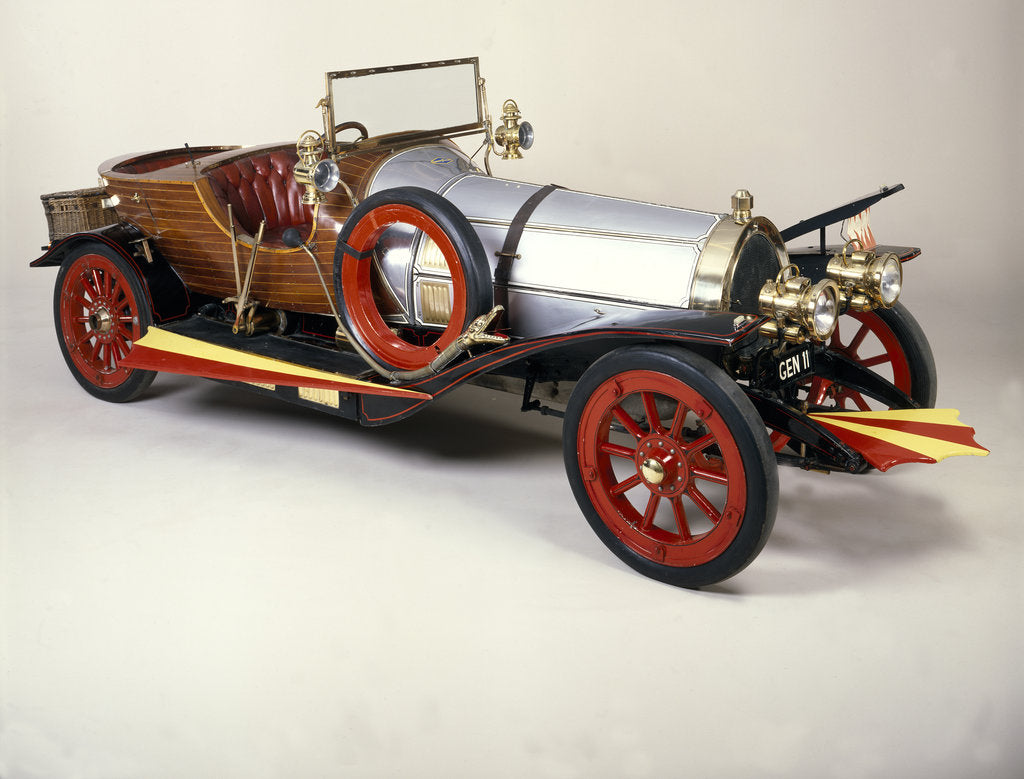 Detail of Chitty Chitty Bang Bang by Unknown