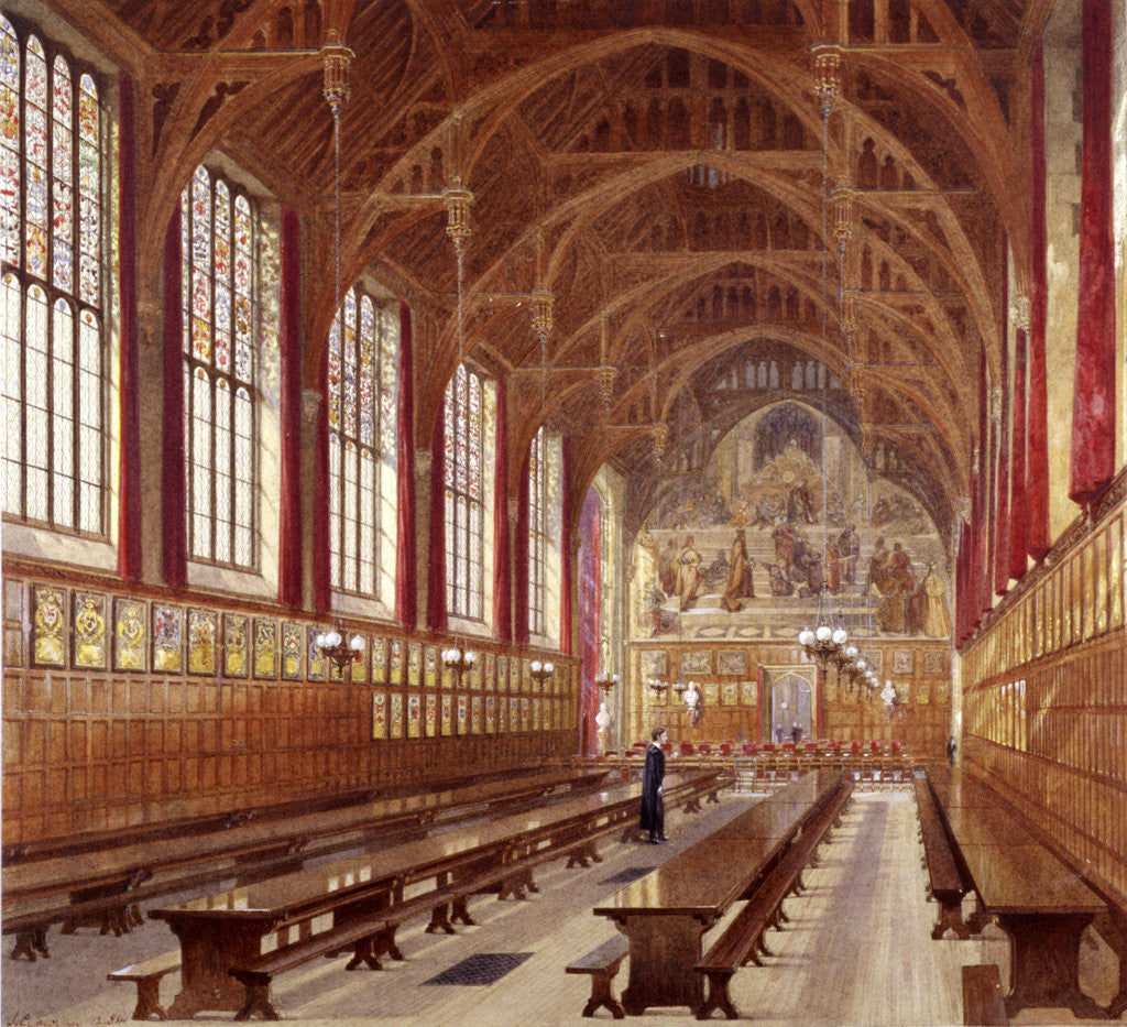 Lincoln's Inn, London by