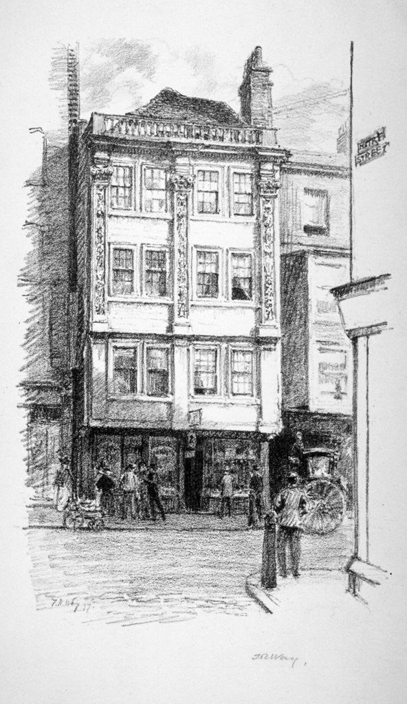 Aldgate, London by Thomas Robert Way