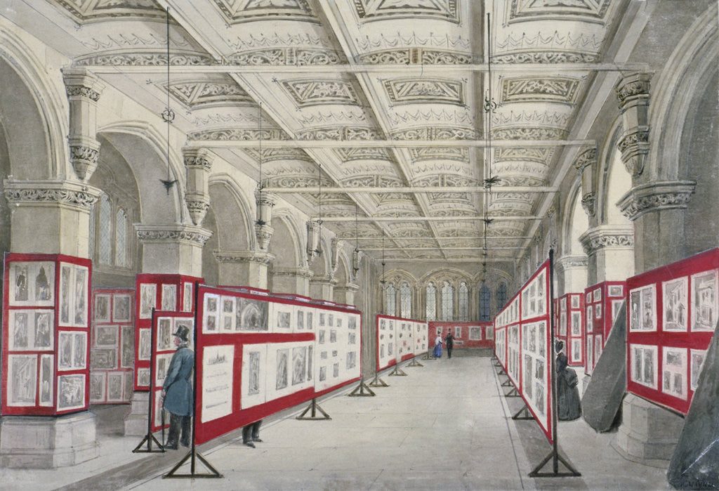 Guildhall Museum, City of London by S Maund