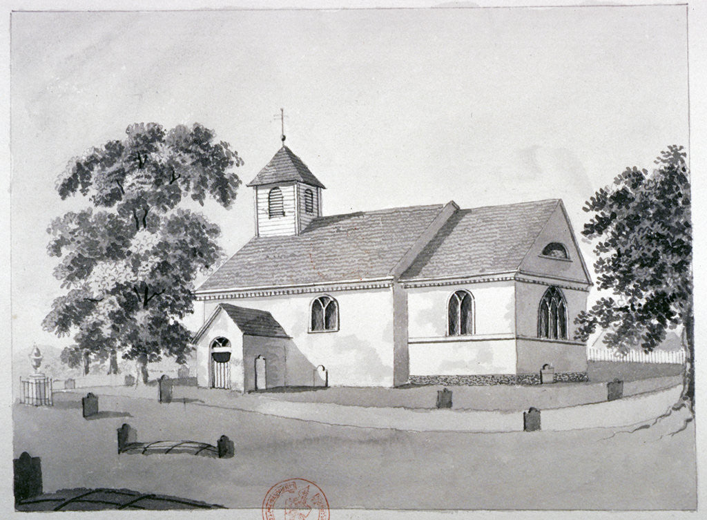 Church of St Mary the Virgin, Little Ilford, Newham, London by Anonymous