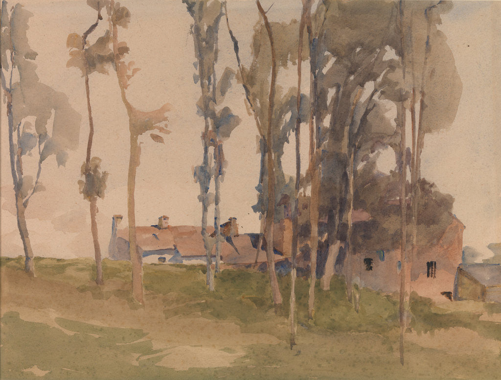 Detail of Kewaigue, Braddan by Archibald Knox