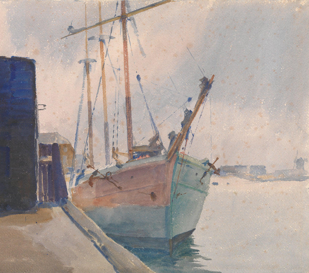 Detail of Littlehampton by Archibald Knox