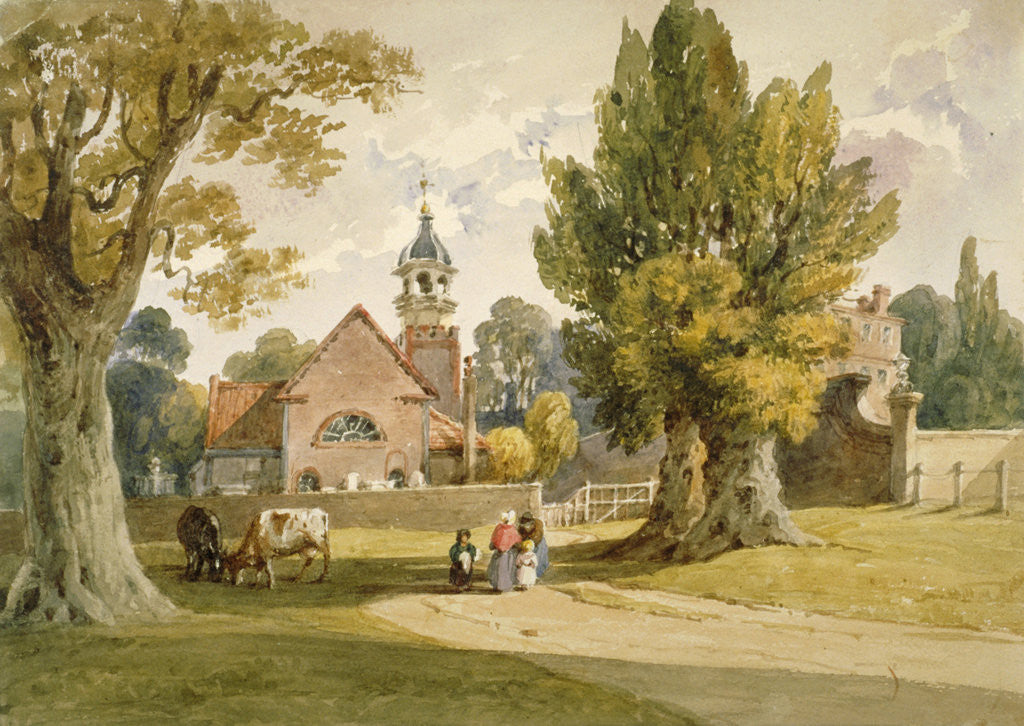 St Peter's Church, Petersham, Surrey by Anonymous