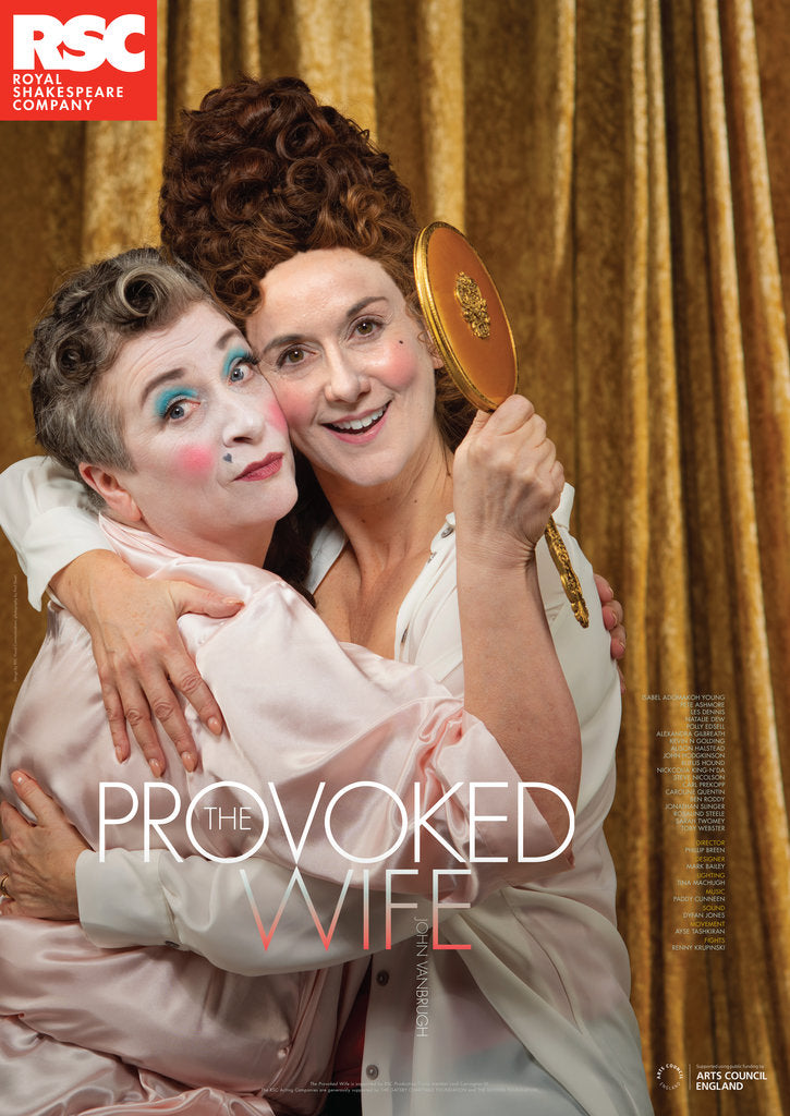 The Provoked Wife, 2019 by Royal Shakespeare Company