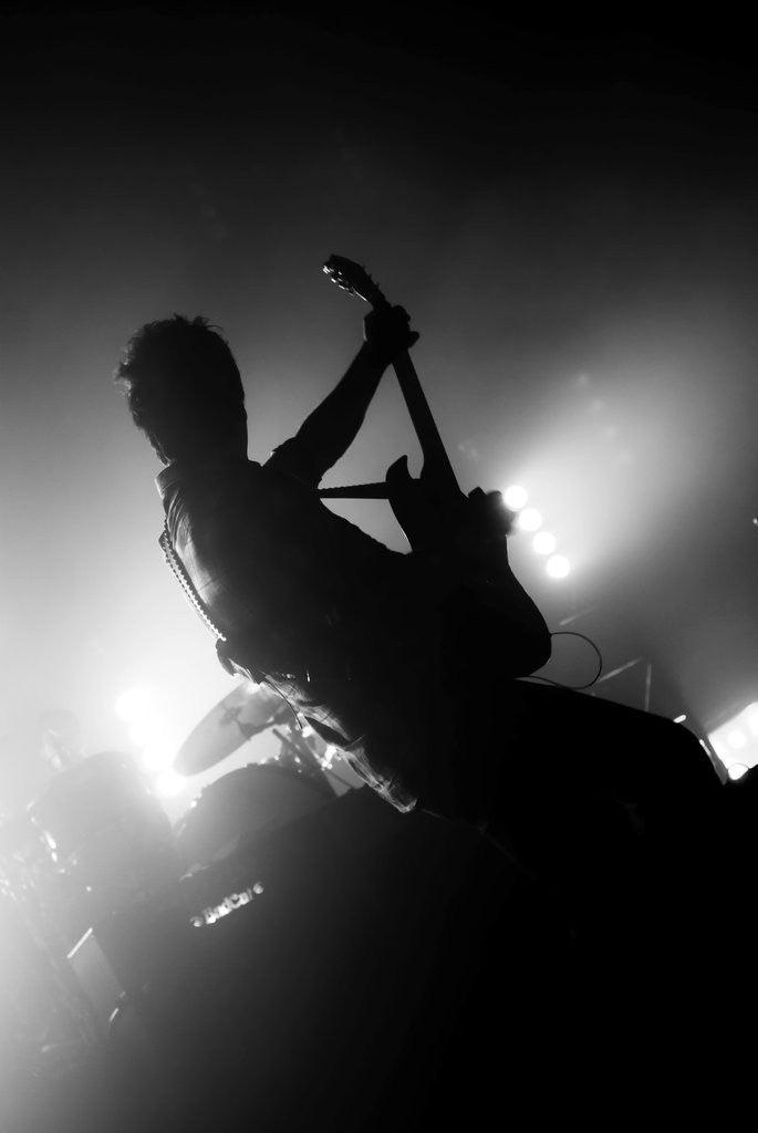 Detail of Stereophonics at Portsmouth Guildhall (1) by Kevin Scullion