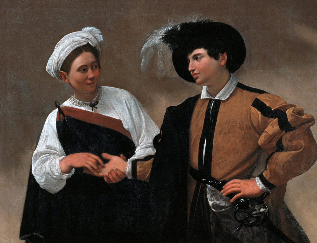 Good Luck by Michelangelo Caravaggio