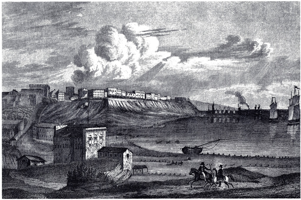 View of Odessa, c. 1830
