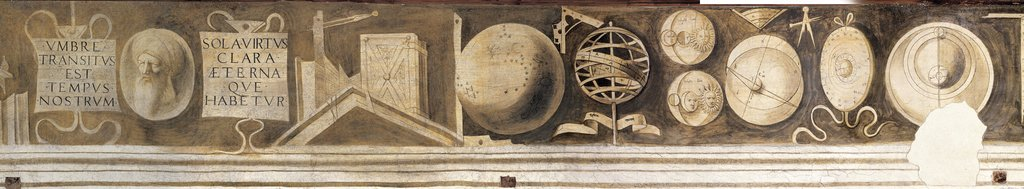 Detail of Artes Mechanicae. Frieze in the Casa Pellizzari, c. 1500 by Giorgione