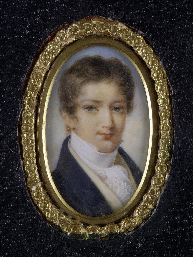 Portrait of Prince Dmitry Petrovich Volkonsky, First quarter of 19th century