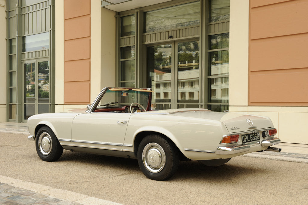 Mercedes Benz 230SL 1963