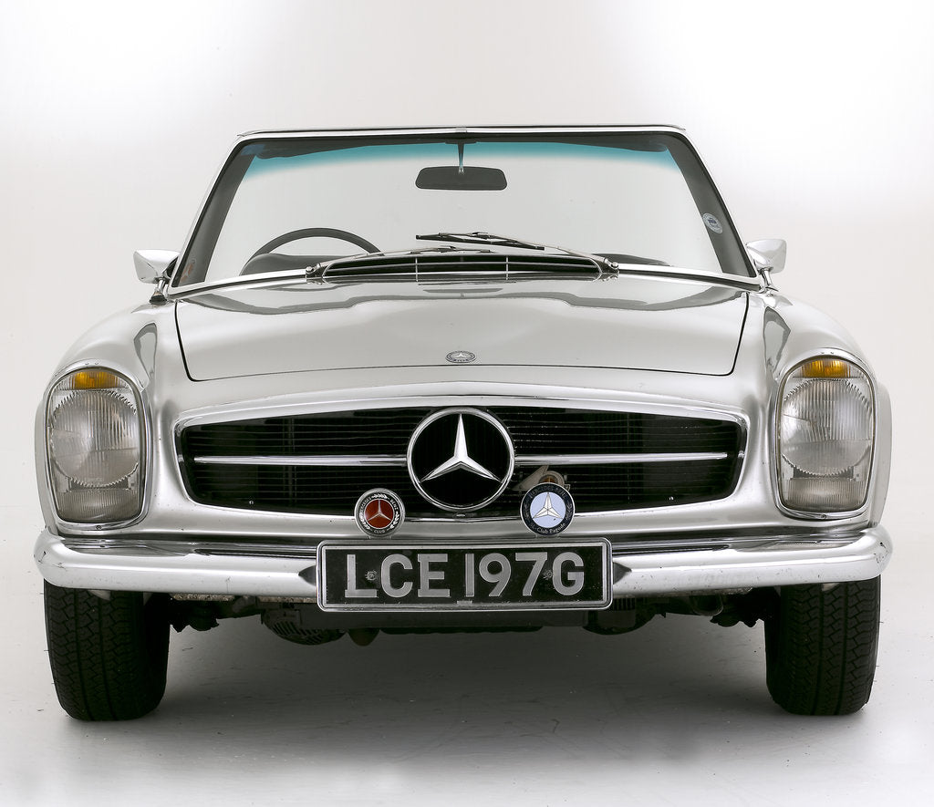 1969 Mercedes Benz 280SL by Unknown