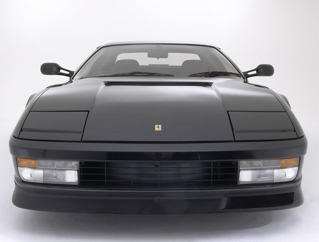 Detail of 1988 Ferrari Testarossa by Unknown