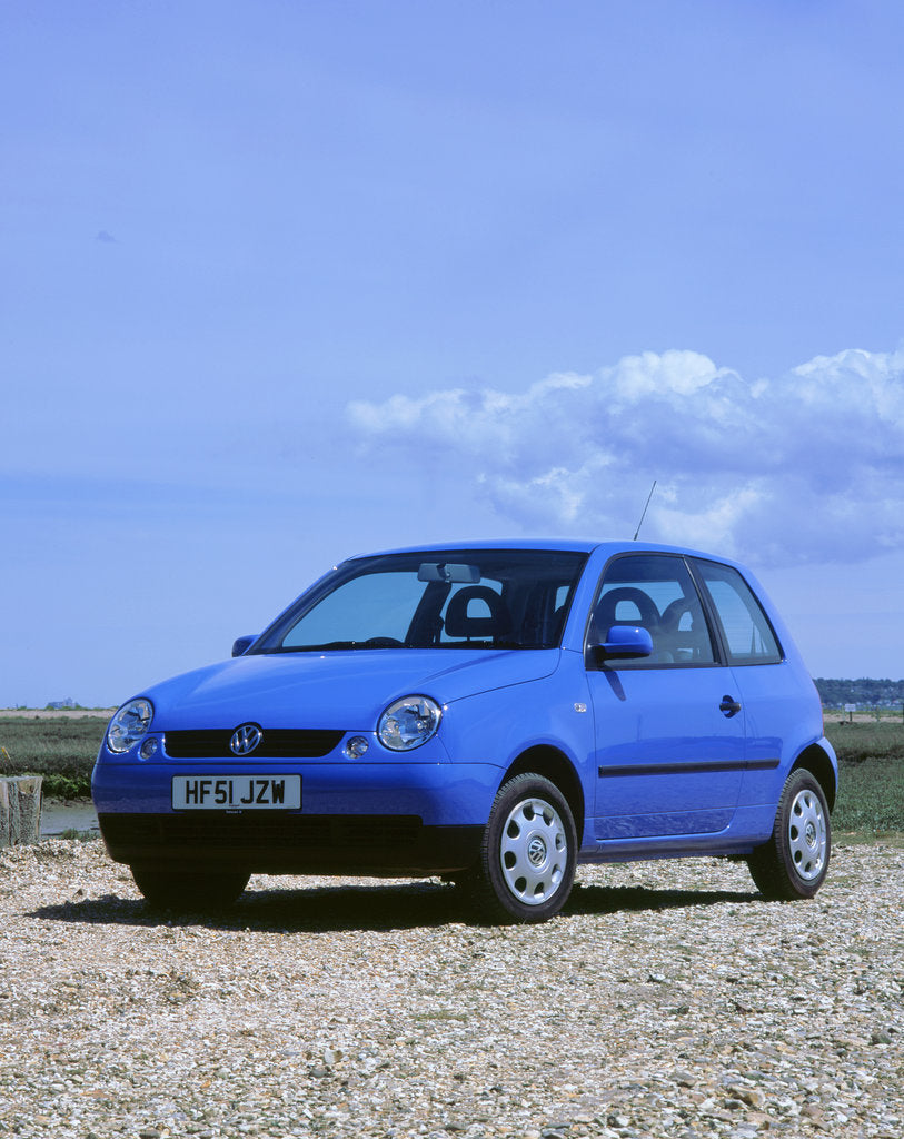 Detail of 2001 Volkswagen Lupo by Unknown
