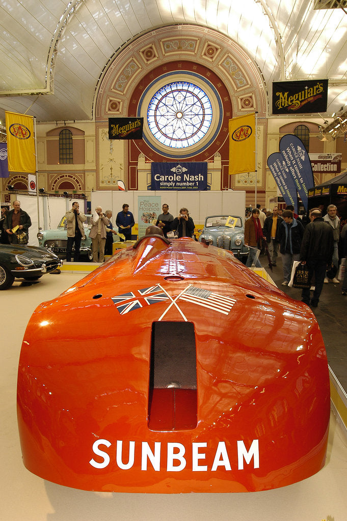 2004 Classic Cars Live Show at Alexandra Palace