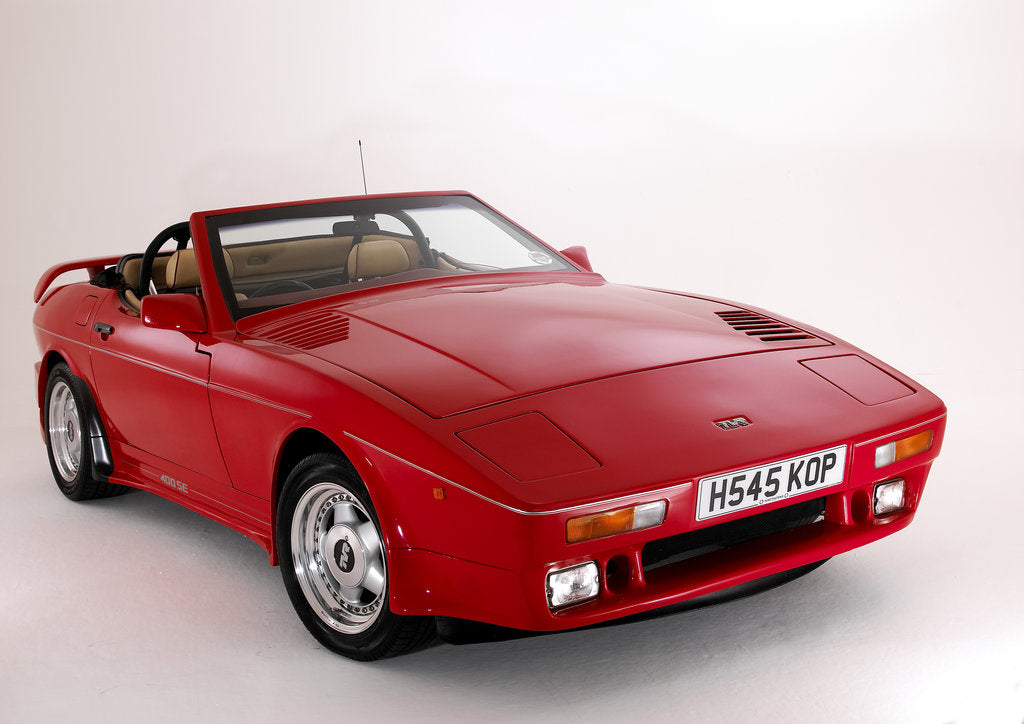 Detail of 1990 TVR 400SE by Unknown