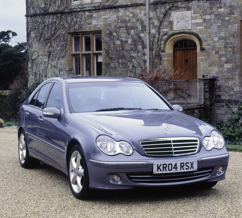 2004 Mercedes Benz C230 Kompressor by Unknown