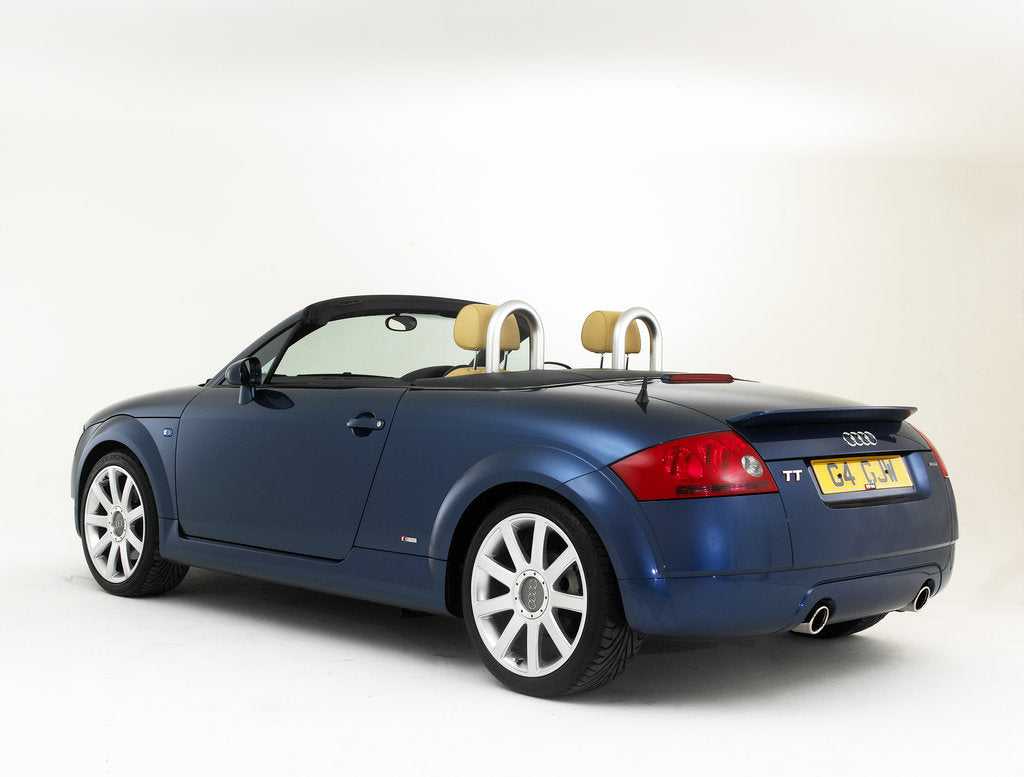 Detail of 2003 Audi TT Roadster 225 by Unknown