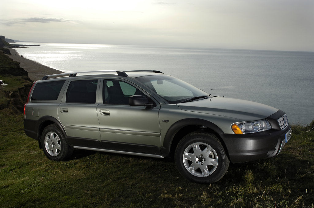 Detail of 2005 Volvo XC70 by Unknown