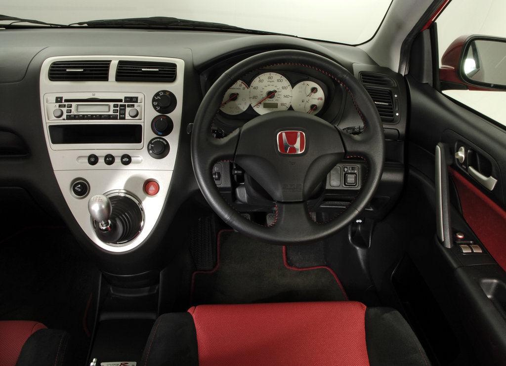 Detail of 2005 Honda Civic Type R by Unknown