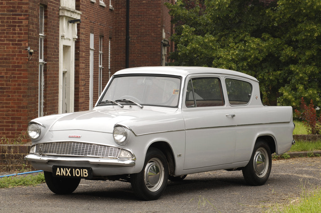 1964 Ford Anglia Deluxe