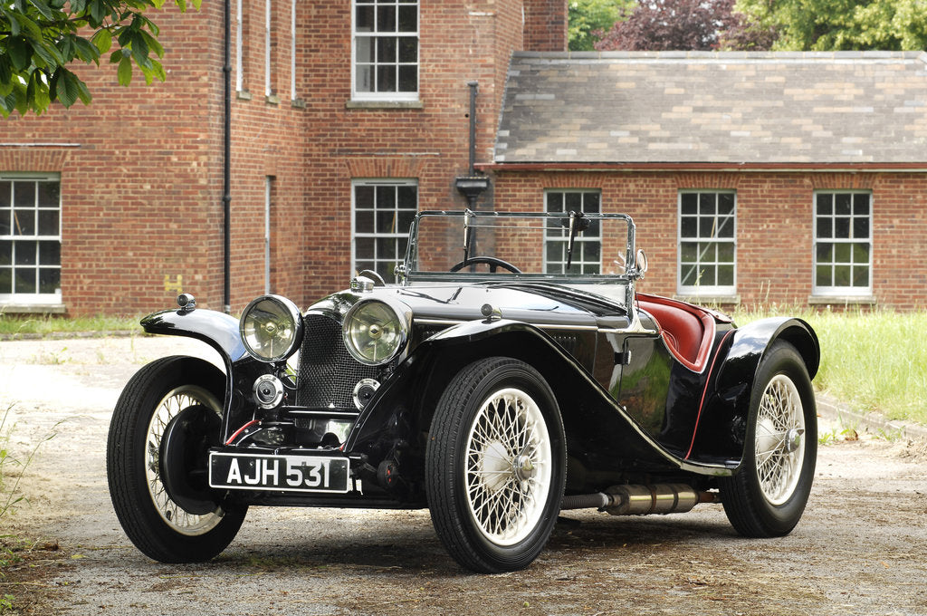 1935 Riley Imp Roadster