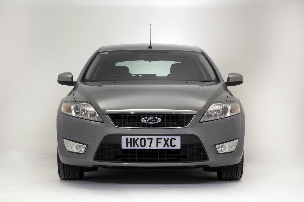 Detail of 2007 Ford Mondeo Tdci by Unknown