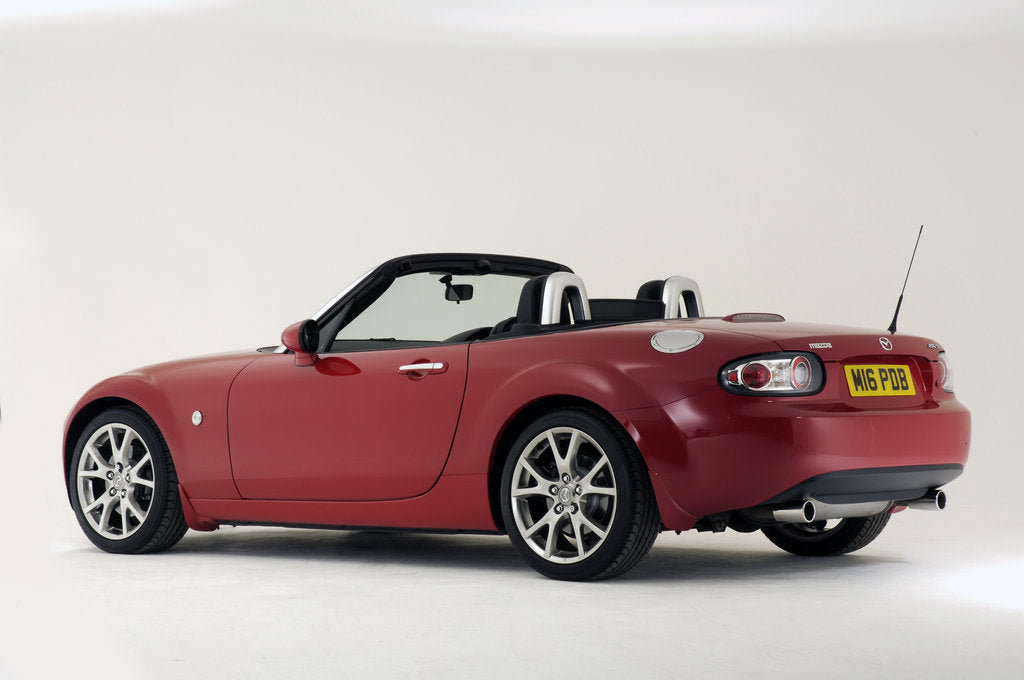 Detail of 2005 Mazda MX5 by Unknown