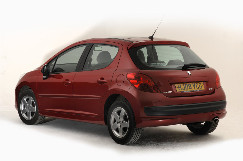 2008 Peugeot 207 by Unknown