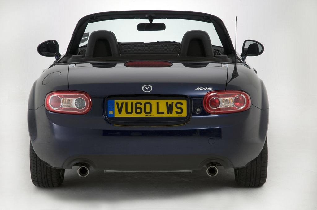 Detail of 2010 Mazda MX5 by Unknown