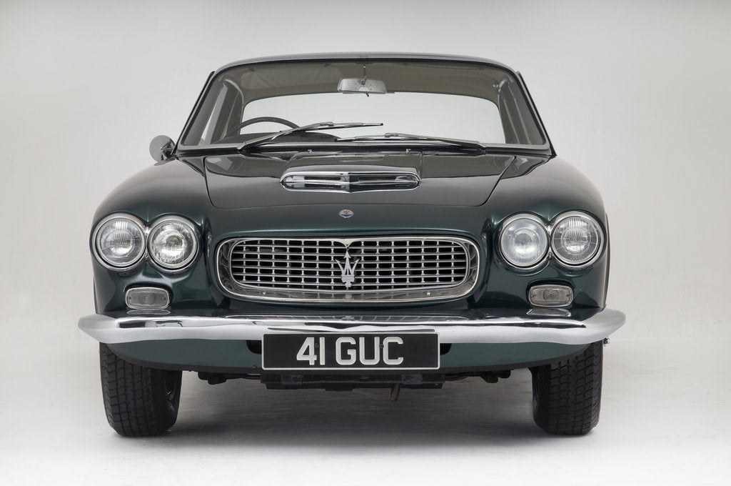Detail of 1963 Maserati Sebring 3500GT by Unknown