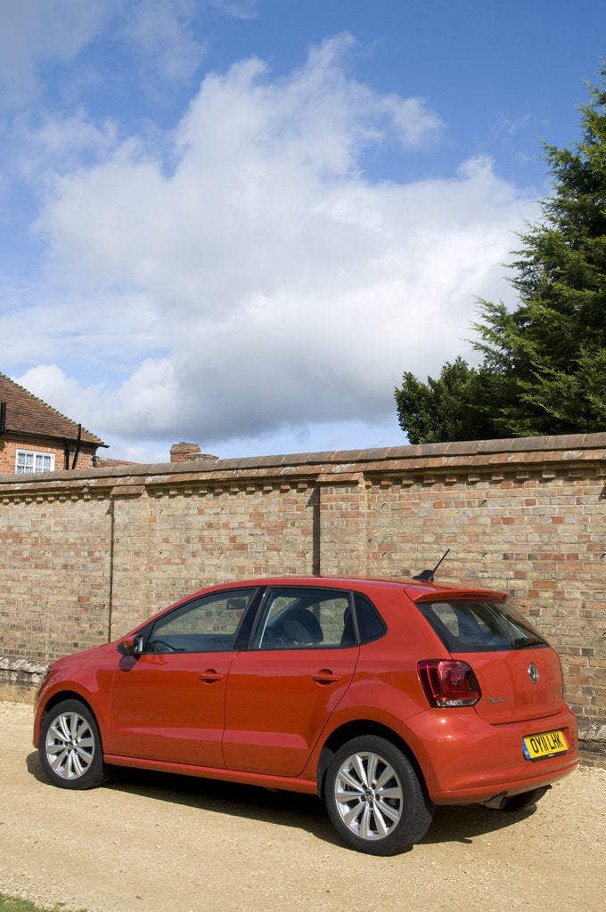 Detail of 2011 Volkswagen Polo SEL 1.2 Tsi by Unknown
