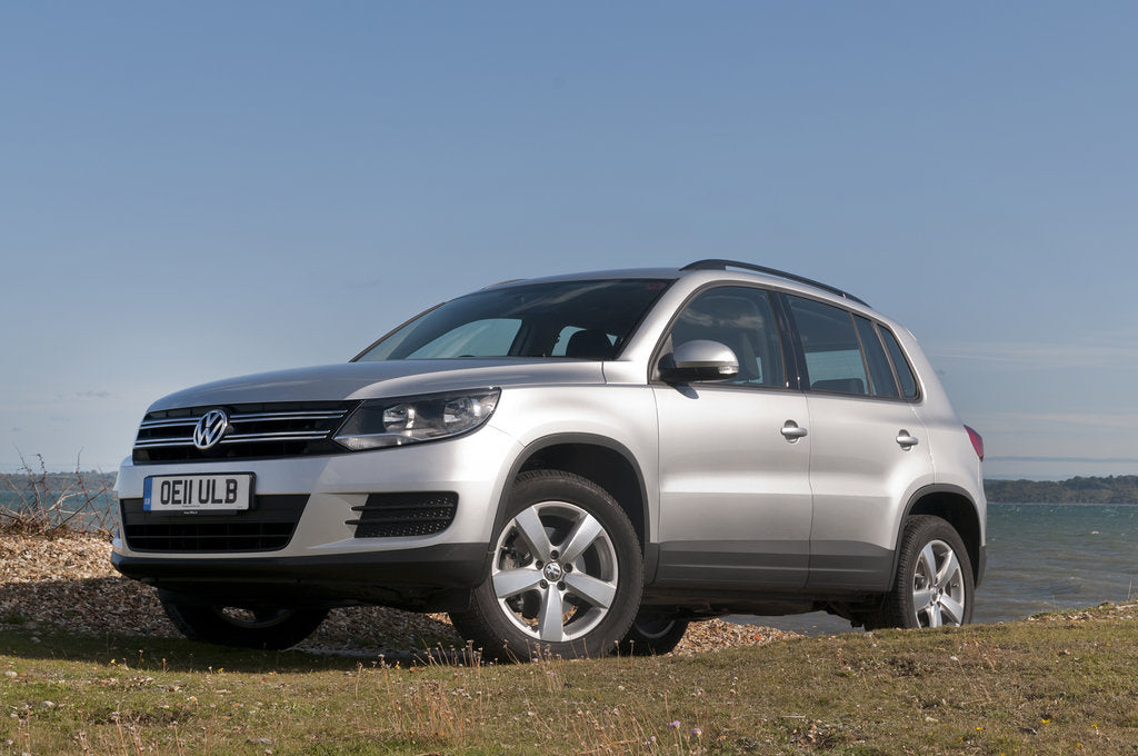 Detail of 2011 Volkswagen Tiguan S 2.0 Tdi by Unknown