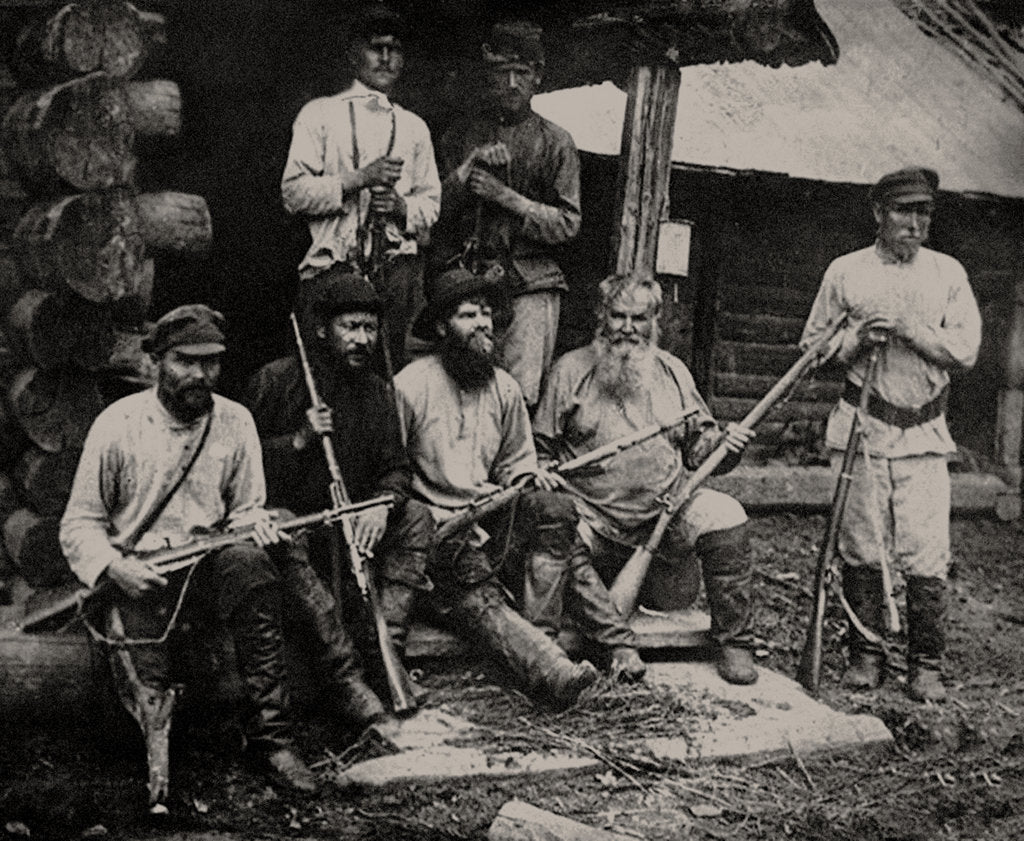 The Tambov rebel forces, 1920