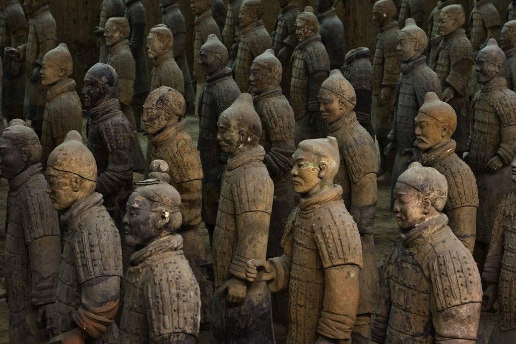 Image result for Qin Shi Huang tombs