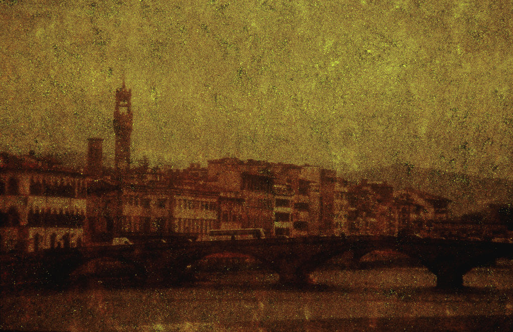 Detail of Firenze by Andre Burian