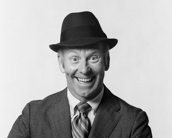 1960s man smiling wearing suit and hat with silly eager facial expression  posters   prints by Corbis 5150d829e81