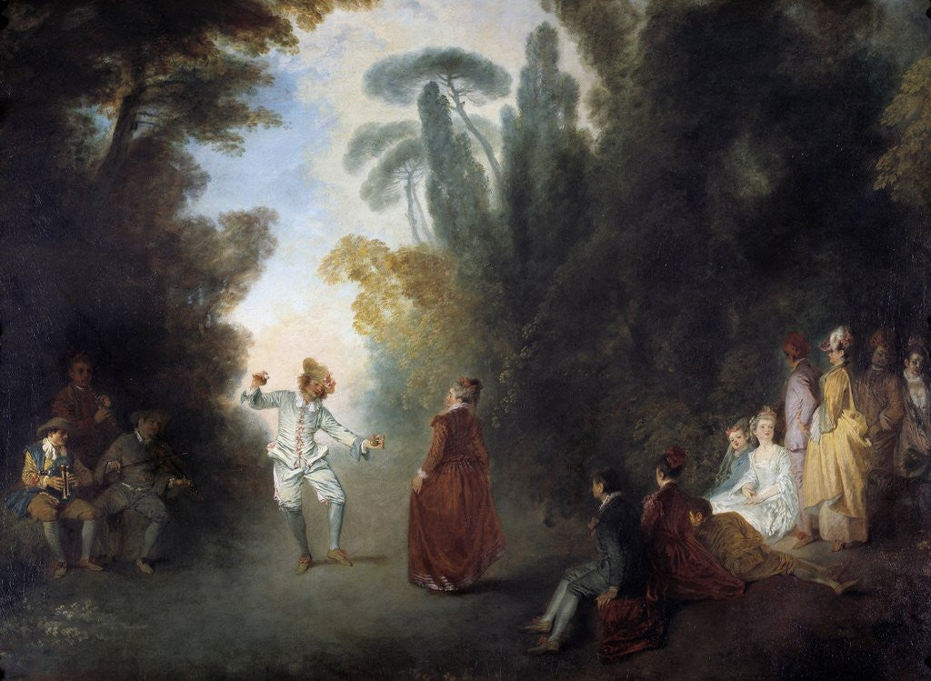 jean antoine watteau and the people View jean-antoine watteau's 667 artworks on artnet from exhibitions to biography, news to auction prices, learn about the artist and see available paintings for sale.