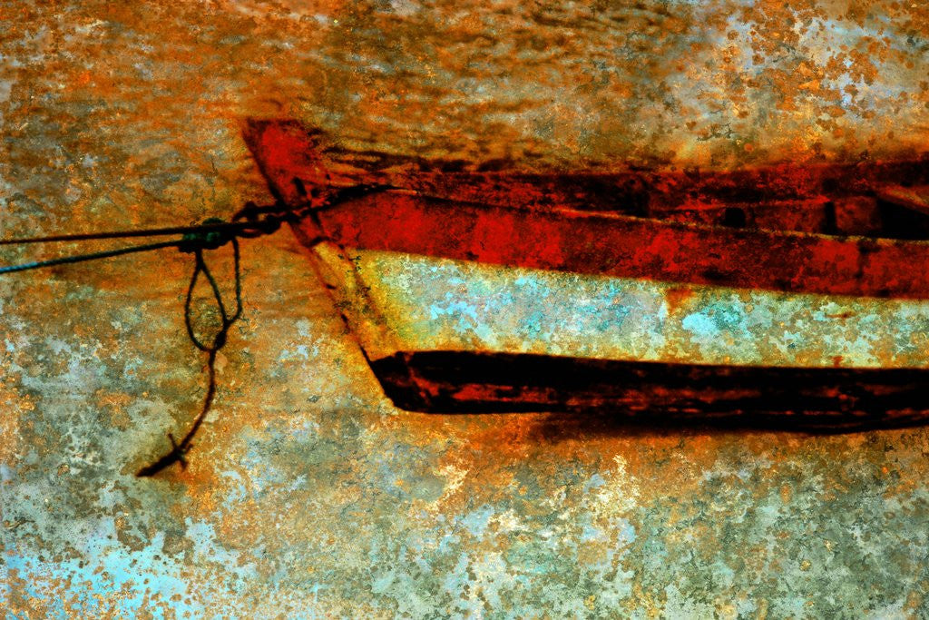 Detail of Boat by Corbis