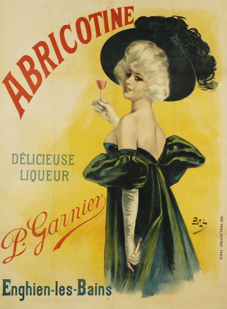 Detail of Abricotine Poster by Pal