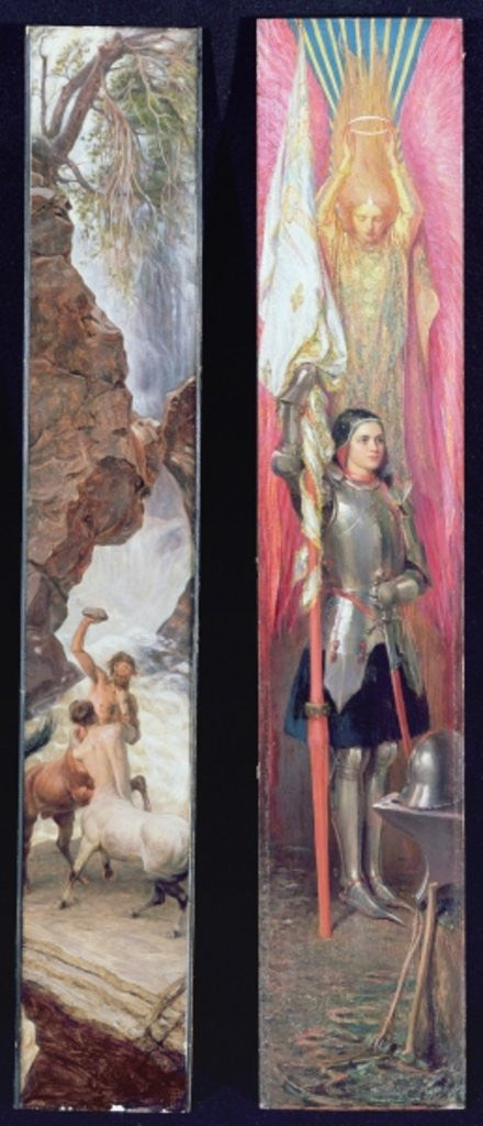 Joan of Arc by Theodore Blake Wirgman