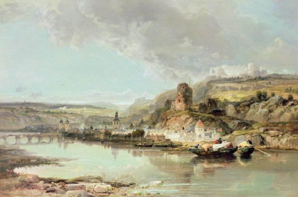 Detail of Heidelberg by James Webb